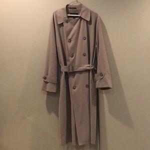 Vintage Men's Weatherman Raincoat